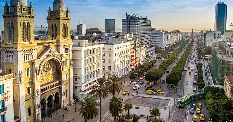 картинка фотография курорта Тунис в Тунисе